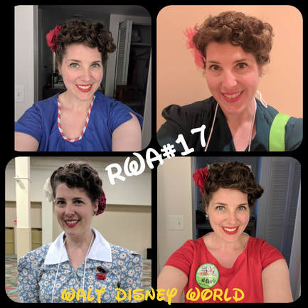 RWA Nationals 2017 Pin Curl Adventures